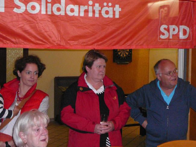 Grillabend der Borkumer SPD