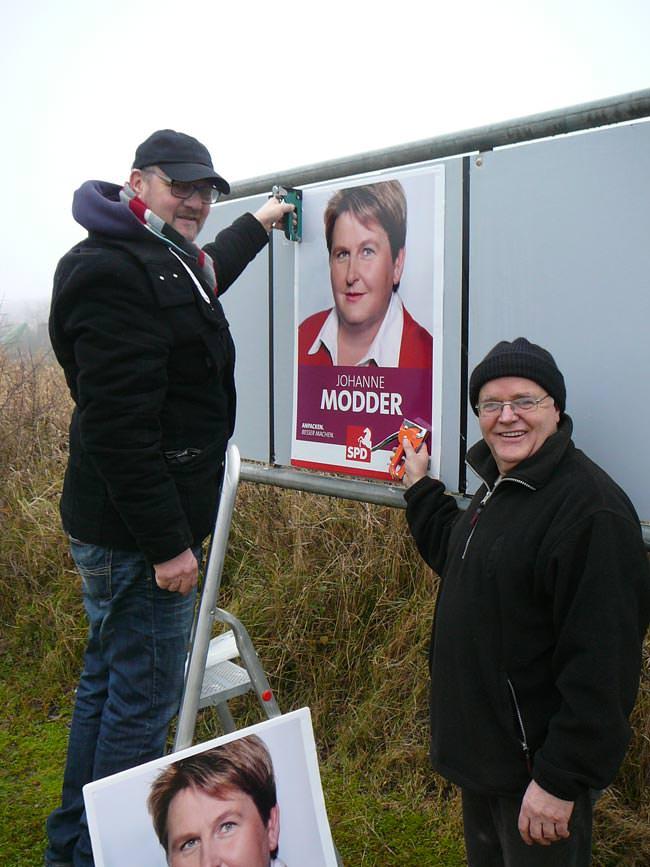 Borkumer SPD eröffnet den Wahlkampf auf Borkum
