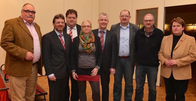 Markus Paschke mit überwältigender Mehrheit zum SPD-Bundestagskandidaten gewählt