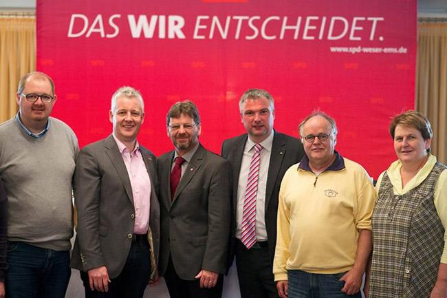 Europadelegiertenkonferenz der Kreis SPD