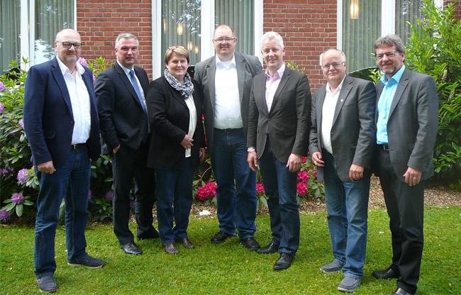 Kreisparteitag der Leeraner SPD