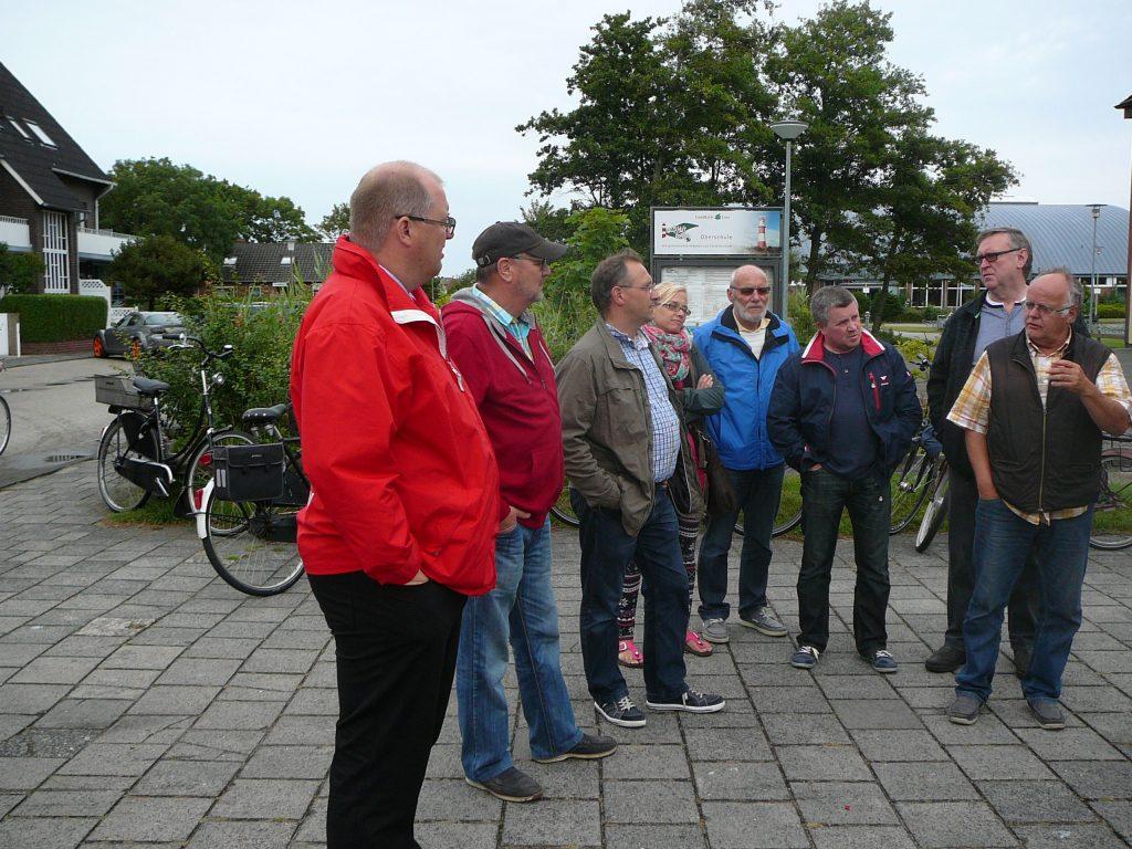 SPD-Fraktion besucht Anwohner des Dobbenackers