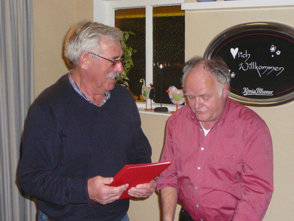 Hedden und Jürgen Müller