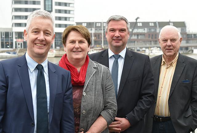 SPD-Kreisvorstand für Groote als Landrat