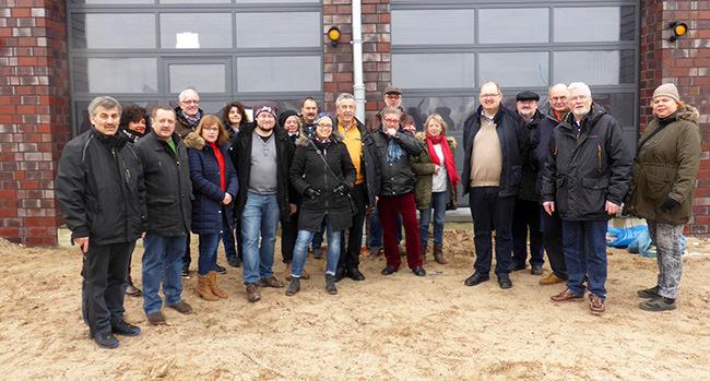 SPD Fraktion Meinerzhagen mit Klausur auf Borkum