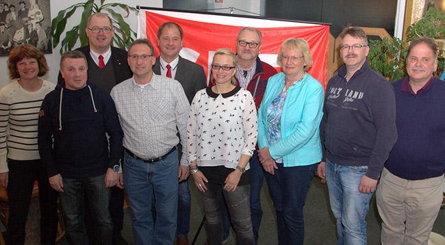 Hendrik Maisch neuer Vorsitzender der Borkumer SPD