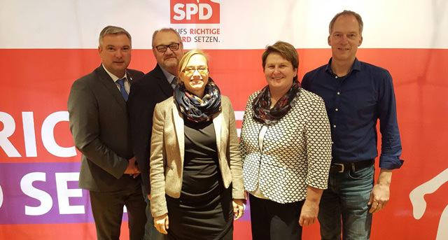 Johanne Modder wieder Kandidatin für den Wahlkreis 84-Leer/Borkum