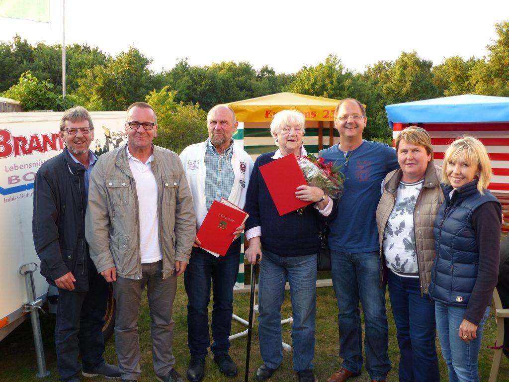 Sommergrillfest der Borkumer Sozialdemokraten