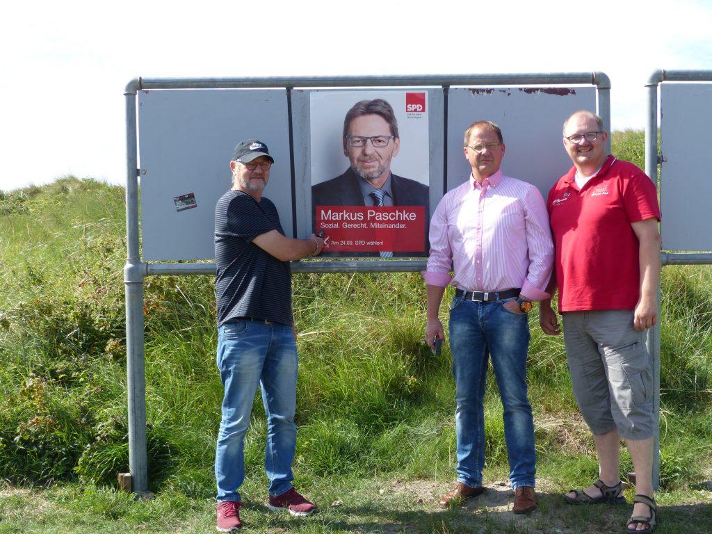 Bundestagswahlkampf beginnt am 13. August