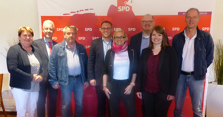 Europa-Kreisdelegiertenkonferenz der Leeraner Kreis-SPD
