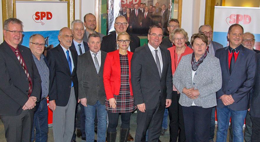 4. politischer Neujahrsempfang der Borkumer SPD