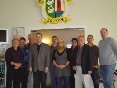 Kommunalseminar der Borkumer SPD