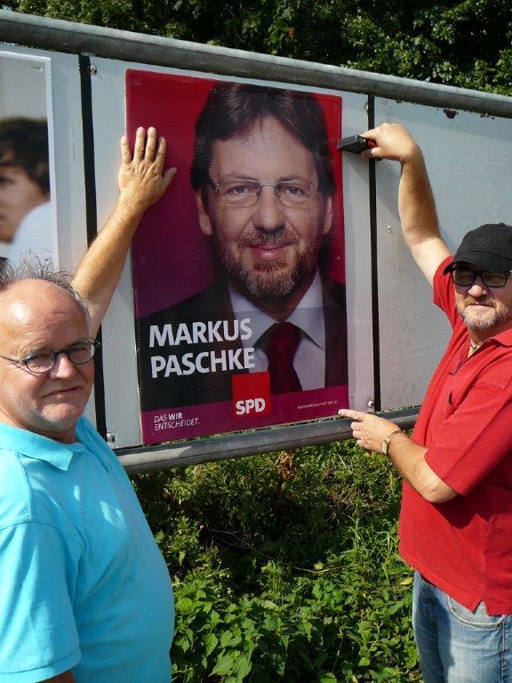 SPD eröffnet heiße Wahlkampfphase